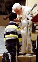 Benedetto XVI <BR>[© Romano Siciliani]